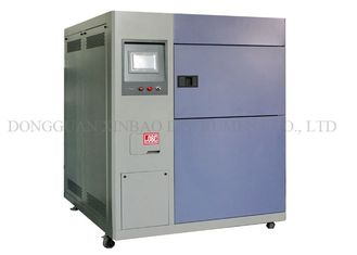 Rapid Thermal Shock Chamber 50*60*50cm Inner Size 3 Phase AC 380V Power Thermal Shock Machine